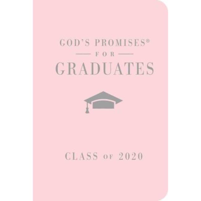 God's Promises For Graduates 2020 - Pink