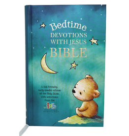 Bedtime Devotions With Jesus Bible
