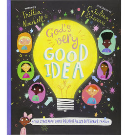 TRILLIA NEWBELL God's Very Good Idea