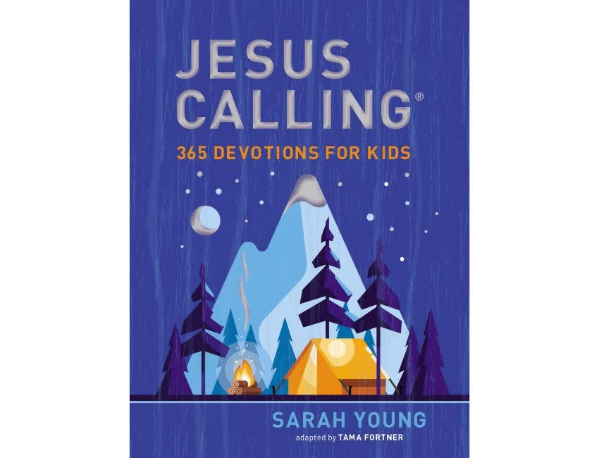Sarah Young Jesus Calling: 365 Devotions for Kids (Boys Edition)