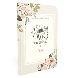 NIV Beautiful World Bible Journal Acts