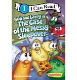 Bob And Larry And The Case Of The Messy Sleepover