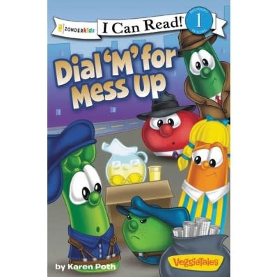 "Dial ""M"" For Mess Up"
