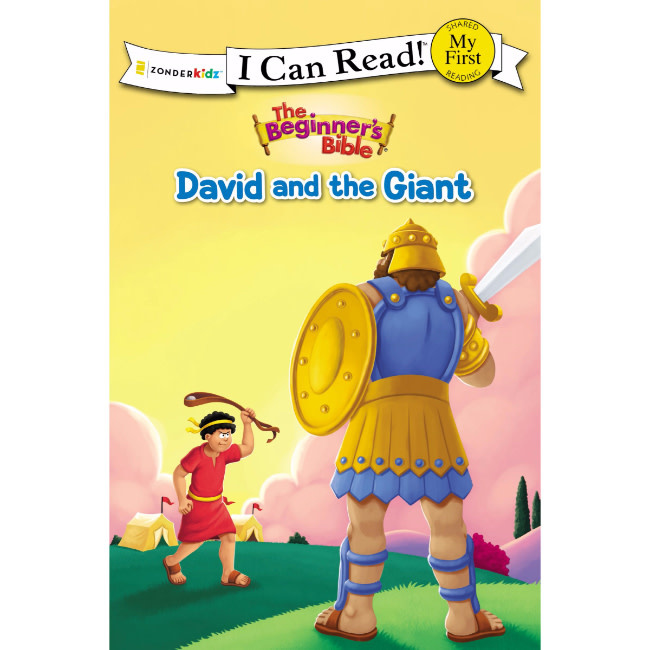I Can Read The Beginner's Bible David and the Giant