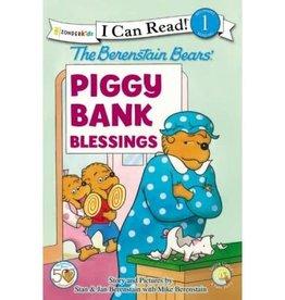 Jan Berenstain Berenstain Bears Piggy Bank Blessings