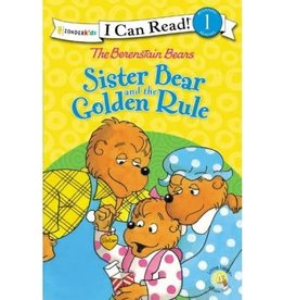 JAN BERENSTAIN Sister Bear And The Golden Rule