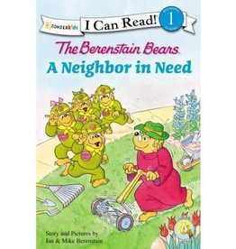 JAN BERENSTAIN The Berenstain Bears A Neighbor In Need