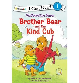 JAN BERENSTAIN The Berenstain Bears Brother Bear and the Kind Cub