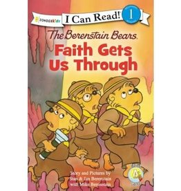 JAN BERENSTAIN The Berenstain Bears Faith Gets Us Through