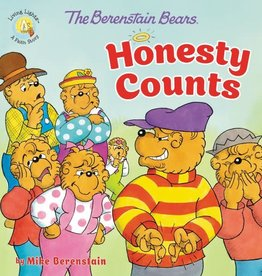 MIKE BERENSTAIN The Berenstain Bears Honesty Counts