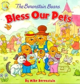 Jan Berenstain Berenstain Bears Bless Our Pets