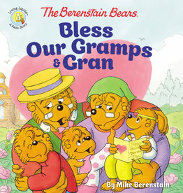 JAN BERENSTAIN The Berenstain Bears Bless Our Gramps & Gran