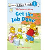 JAN BERENSTAIN The Berenstain Bears Get The Job Done