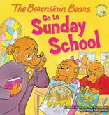 JAN BERENSTAIN The Berenstain Bears Go To Sunday School