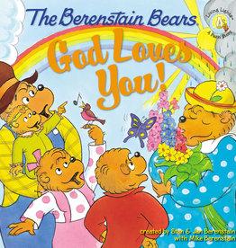 JAN BERENSTAIN The Berenstain Bears God Loves You