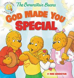 JAN BERENSTAIN The Berenstain Bears God Made You Special