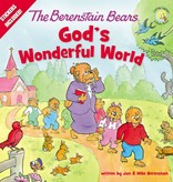 JAN BERENSTAIN The Berenstain Bears God's Wonderful World