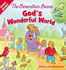 JAN BERENSTAIN The Berenstain Bears God's Wonderful World