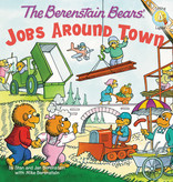 JAN BERENSTAIN The Berenstain Bears Jobs Around Town