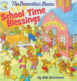 JAN BERENSTAIN The Berenstain Bears Schooltime Blessings