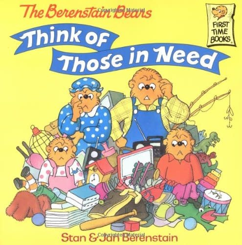 JAN BERENSTAIN The Berenstain Bears Think of Those in Need