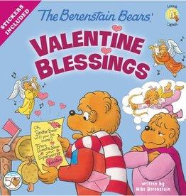 JAN BERENSTAIN The Berenstain Bears Valentine Blessings