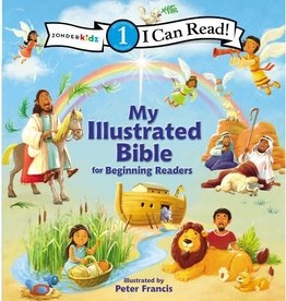 ZONDERVAN My Illustrated Bible For Beginning Readers
