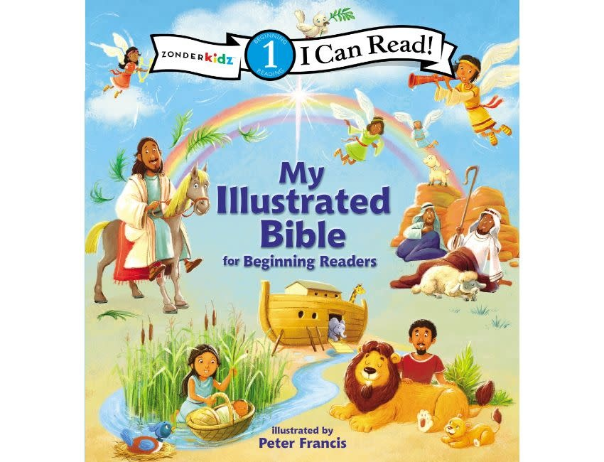 My Illustrated Bible For beginning Readers