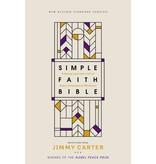 ZONDERVAN NRSV Simple Faith Bible - Hardcover
