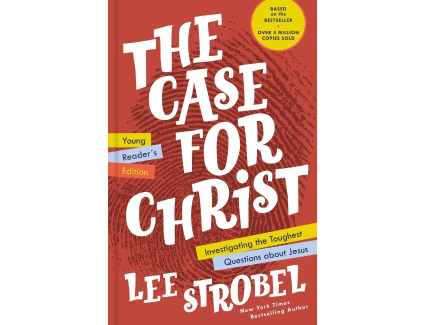 LEE STROBEL The Case for Christ - Young Reader's Edition