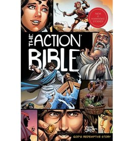 The Action Bible: God's Redemptive Story (Revised)