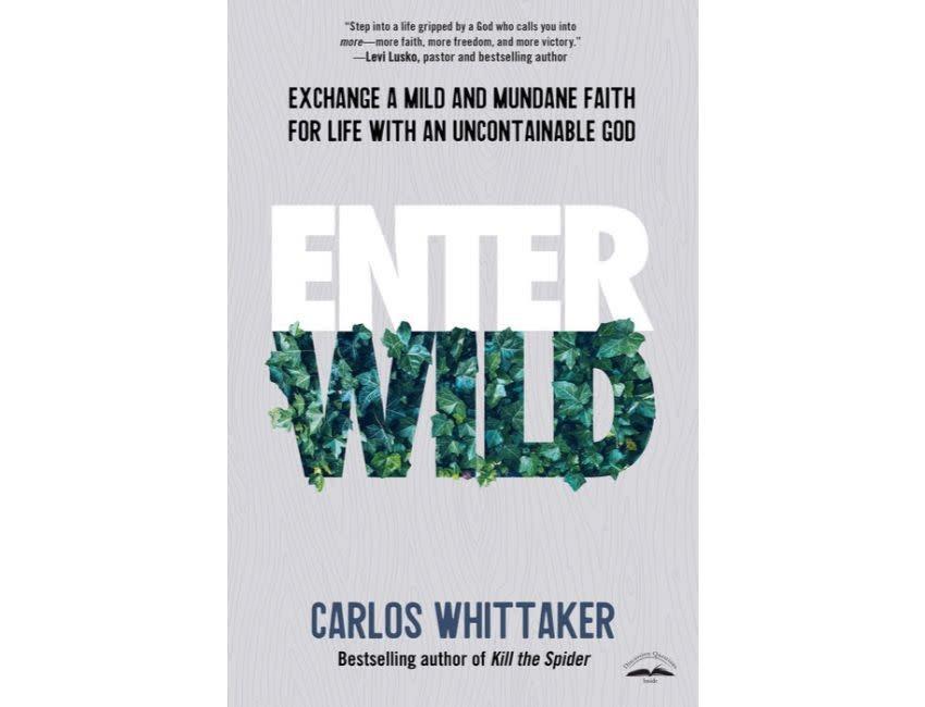 Carlos Whitaker Enter Wild