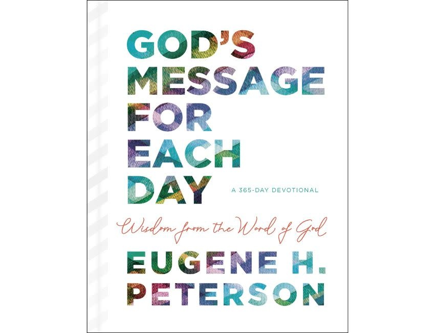 God's Message For Each Day