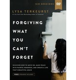 LYSA TERKEURST Forgiving What You Can't Forget Video Study