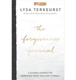 LYSA TERKEURST Forgiveness Journal
