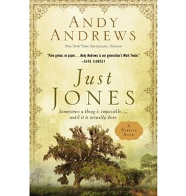 ANDY ANDREWS Just Jones