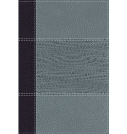 ZONDERVAN NIV Study Bible Personal size Navy/Blue Thumb Index