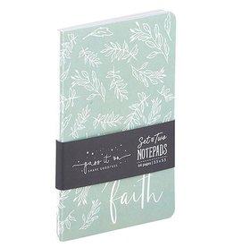 Faith Can Move Mountains Journal Set