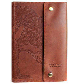 Stand Firm Premium Leather Journal