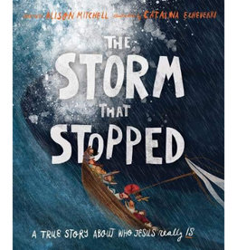 ALISON MITCHELL The Storm That Stopped