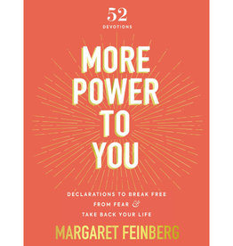 MARGARET FEINBERG More Power To You
