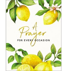 ZONDERVAN A Prayer For Every Occasion