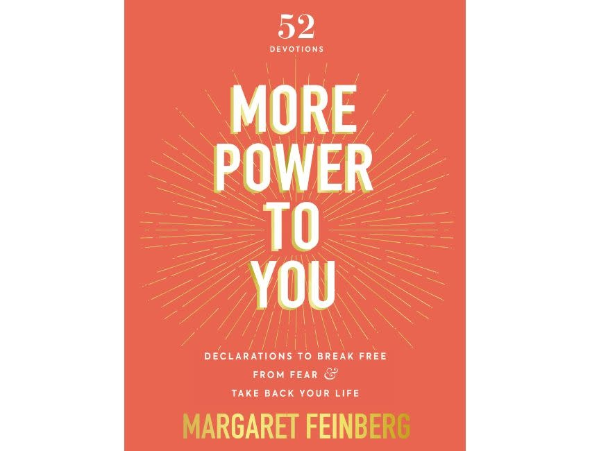 MARGARET FEINBERG More Power To You