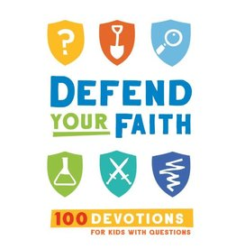 JESSE FLOREA Defend Your Faith Devotional