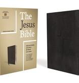 The Jesus Bible, ESV Edition -  Black
