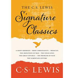 C S LEWIS The C.S. Lewis Signature Classics