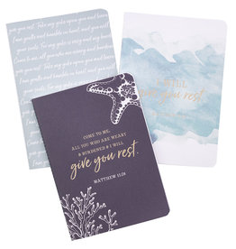 Notebook Set - Give You Rest