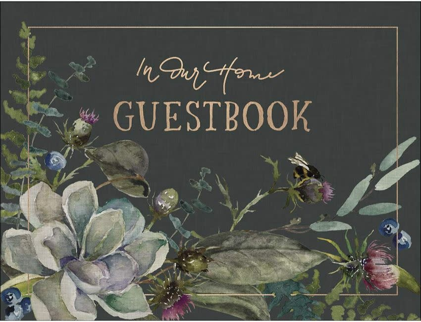 RUTH CHOU SIMMONS In Our Home - Guestbook