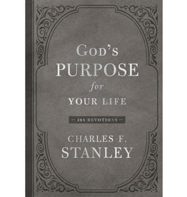 Charles Stanley God's Purpose for Your Life