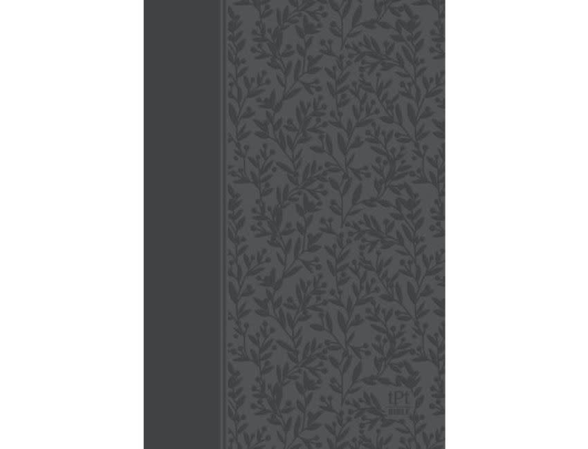 The Passion Translation New Testament (2020 Edition) Gray: With Psalms, Proverbs and Song of Songs